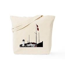 Hurricane Flags, Chatham Light Tote Bag