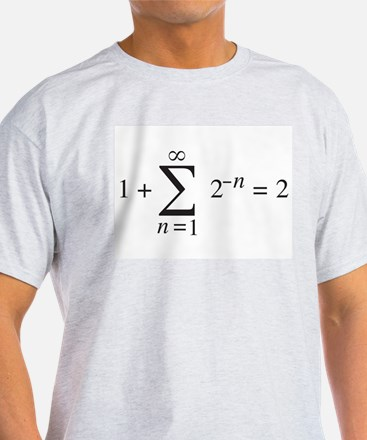 summation notation _ 1+1=2 T-Shirt