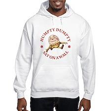 Humpty Dumpty Sat On A Wall Hoodie