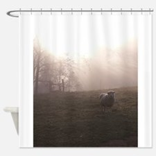 Out of the Fog Shower Curtain