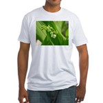 Wildflower Love Fitted T-Shirt