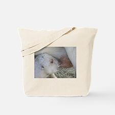 I Love Baby Goats Challenge Tote Bag