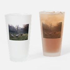 Early Risers Drinking Glass