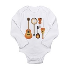 String Instruments Body Suit