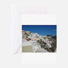 Oia Santorini Greeting Cards (Pk of 10)