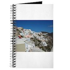 Oia Santorini Journal