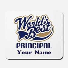 Personalized Principal Gift Mousepad