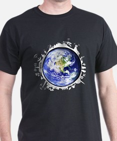 Too Much Information! Black T-Shirt