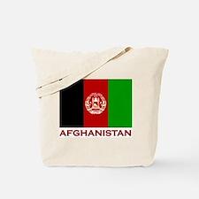 Afghanistan Tote Bag