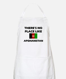 There is no place like Afghanistan BBQ Apron