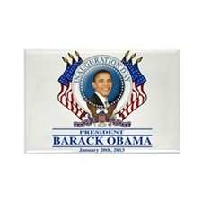 57th Presidential Inauguration Rectangle Magnet