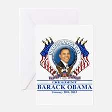 57th Presidential Inauguration Greeting Card