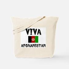 Viva Afghanistan Tote Bag