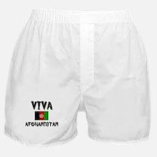 Viva Afghanistan Boxer Shorts