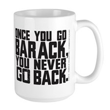 The truth about Obama. Mug
