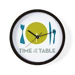 TATT_logo_color-lg.jpg Wall Clock