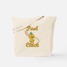 Pool Chick #2 Tote Bag