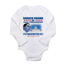57th Presidential Inauguration Long Sleeve Infant