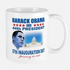 57th Presidential Inauguration Mug