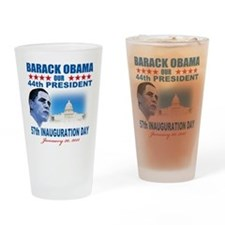 57th Presidential Inauguration Drinking Glass