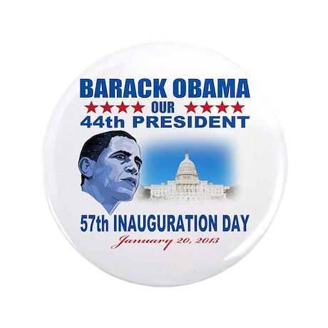 "57th Presidential Inauguration 3.5"" Button"