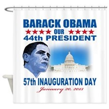 57th Presidential Inauguration Shower Curtain