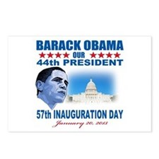 57th Presidential Inauguration Postcards (Package