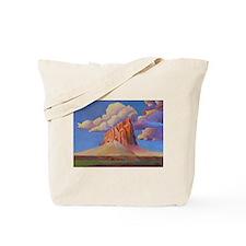 SHIPROCK, NEW MEXICO Tote Bag