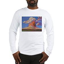 SHIPROCK, NEW MEXICO Long Sleeve T-Shirt