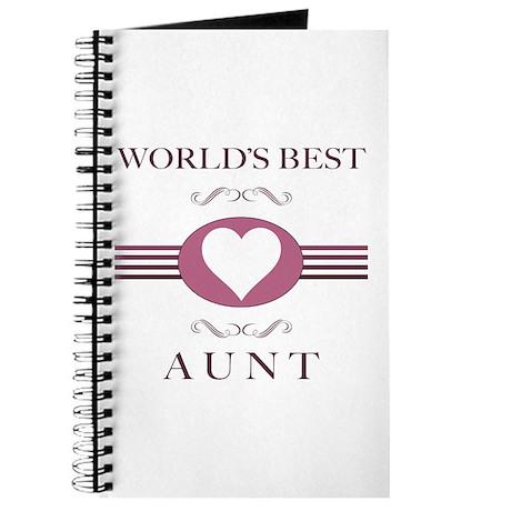 Aunt w/ Heart Journal