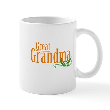 Great Grandma Gardener Mug