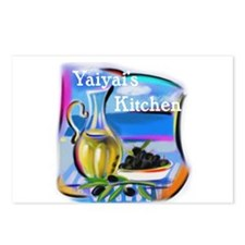 YiaYia's Kitchen Postcards (Package of 8)