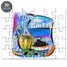 YiaYia's Kitchen Puzzle