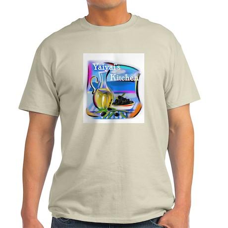 YiaYia's Kitchen Light T-Shirt