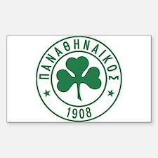 Panathinaikos.png Sticker (Rectangle)