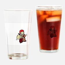 DAVID Drinking Glass
