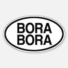 Bora Bora Decal