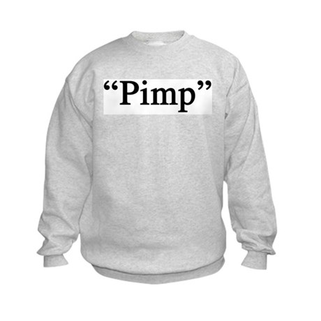Pimp Kids Sweatshirt