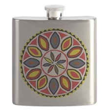 Daddy Hex Flask