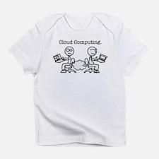 Cloud Computing Infant T-Shirt