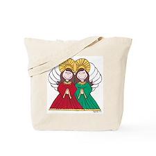 two angels.jpg Tote Bag