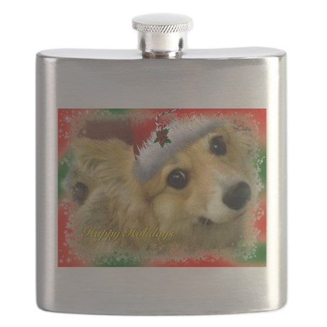 I Support Rescue Flask