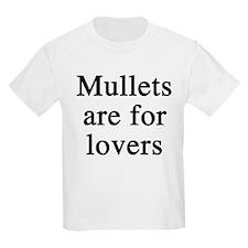Mullets Kids T-Shirt