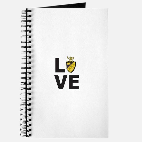 Phi Sigma Pi Love Journal