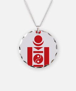 MADFC roundel Necklace