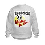 Trekkie Kids Sweatshirt