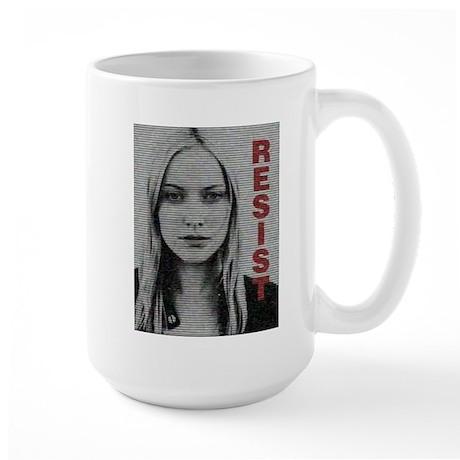 Etta Resist Large Mug