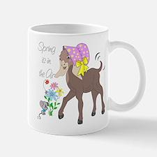 Baby Nubian Goat Mug