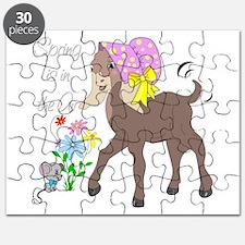 Baby Nubian Goat Puzzle