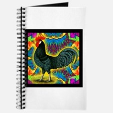 Andalusian Rooster Deco Journal